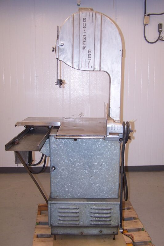 "Butcher Boy #B-16 (16"") Commercial Heavy Duty Butcher Band Saw"
