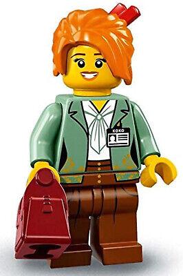 NEW LEGO NINJAGO MOVIE MINIFIGURES SERIES  - Misako Set