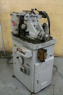1.5 Royal Master Model Tg12x4 Centerless Grinder Yoder 65230