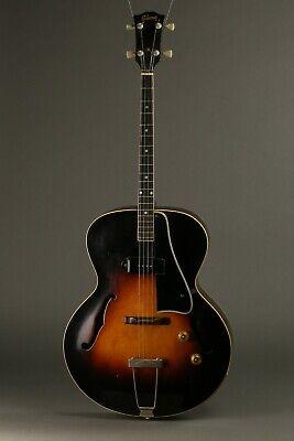 1953 Gibson EST-150 Archtop Electric Tenor Guitar