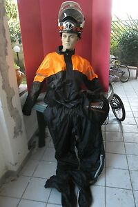 COPRITUTA-giacca-e-pantaloni-COPRISTIVALI-IMPERMEABILI-PER-MOTO-TG-XL