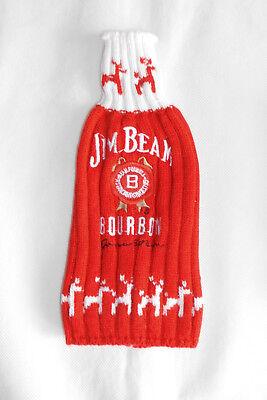 Jim Beam Bourbon  0,7l  Flaschen Überzieher  Neu  siehe auch Fotos
