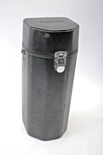 Canon Lens Case For FD / FDn 400mm F4.5 Lens - Large 14 x5.5x5.5 Hard Case NICE - $19.95