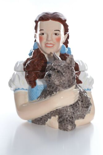 Dorothy And Toto Wizard of Oz Cookie Jar