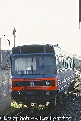 NR (Northern Ireland Railways) Leyland National Railbus Coleraine Rail Photo