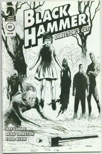 Dark Horse Comics Black Hammer Director