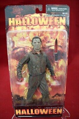 Michael myers Halloween A Rob Zombie Film Neca cardboard back](Rob Zombie Halloween Kid)