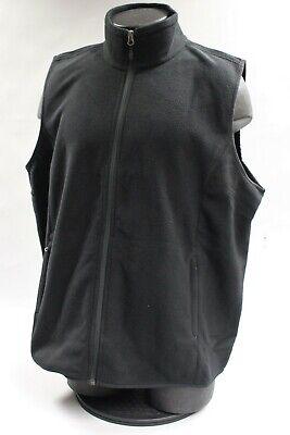Amazon Essentials Women's Plus Size Full-Zip Polar Fleece Vest - 2XL (XXL) - New
