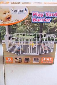 Play pen / safety barrier new Baldivis Rockingham Area Preview
