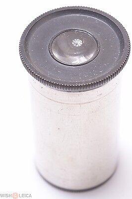 Winkel Zeiss Leitz Reichert Nickel 6x Ocular Eyepiece Microscope Ocular Lens