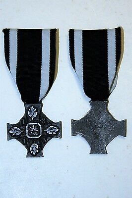 IRON CROSS 1813 IMPERIAL GERMAN GERMANY PROTOTYPE WWI WWI REPLICA MEDAL ORDER