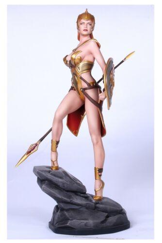 Athena Statue 1/6 Yamato Fantasy Figure Gallery Wei Ho