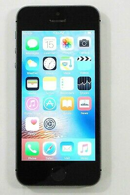Apple iPhone 5s - 16GB - Space Gray (Verizon+Unlocked) A1533 (CDMA + GSM)