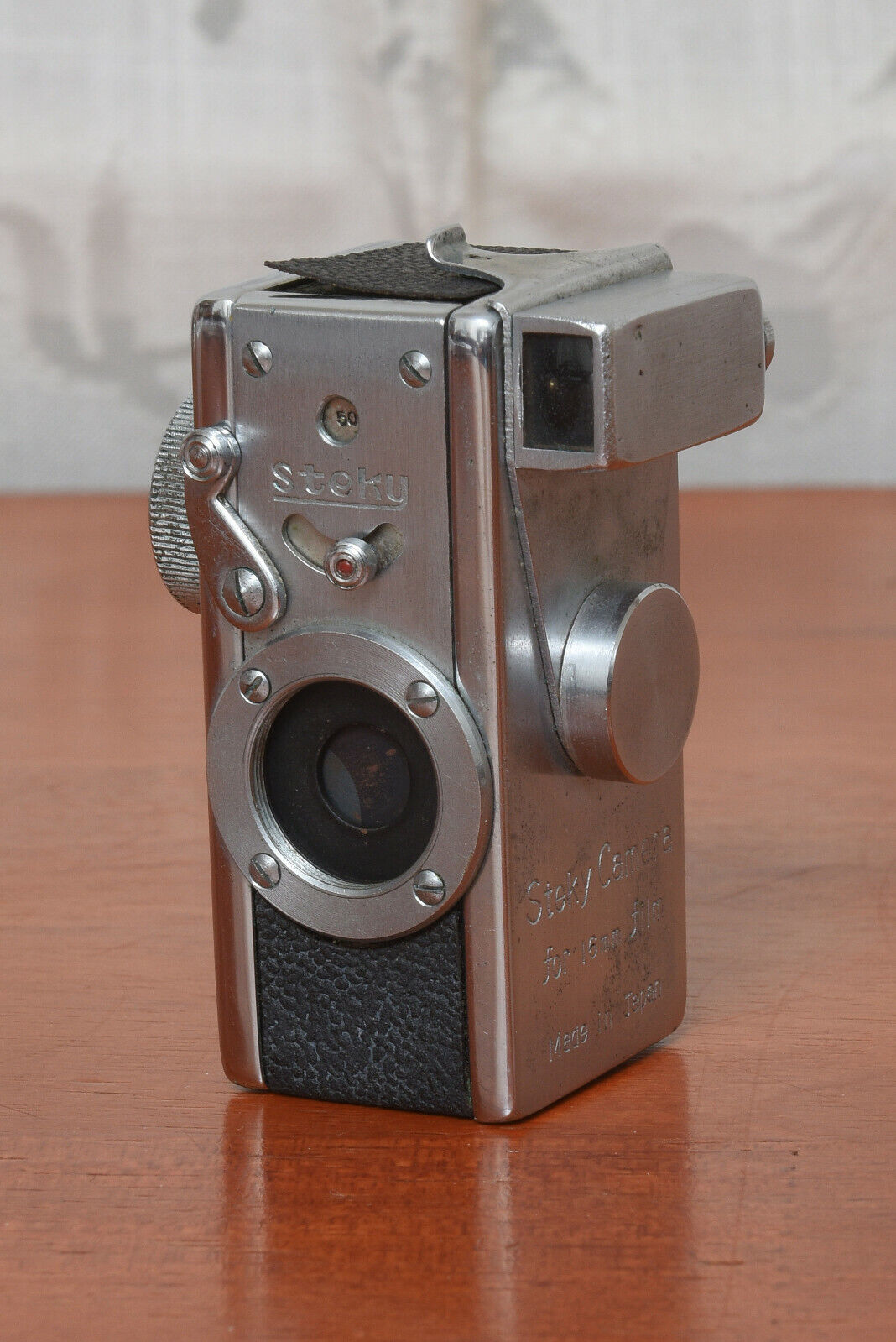 Vintage Steky 16mm Subminiature Film Camera Body without Lens , Used, As Is  - $79.75