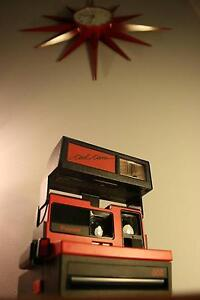 RETRO 80s RED Polaroid 'Cool Cam' - TESTED Ingleburn Campbelltown Area Preview