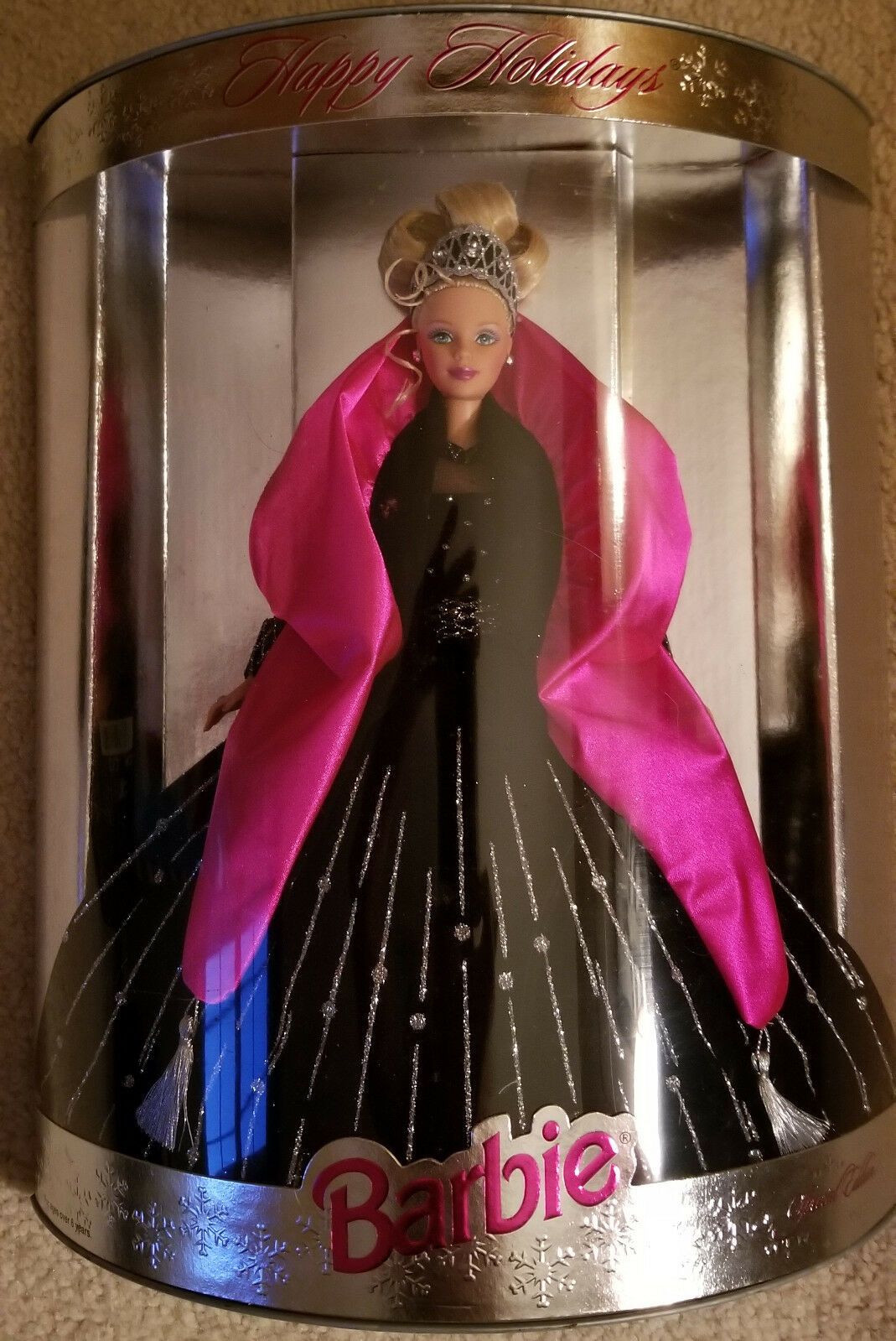 Barbie Doll - Happy Holidays Special Edition 1998