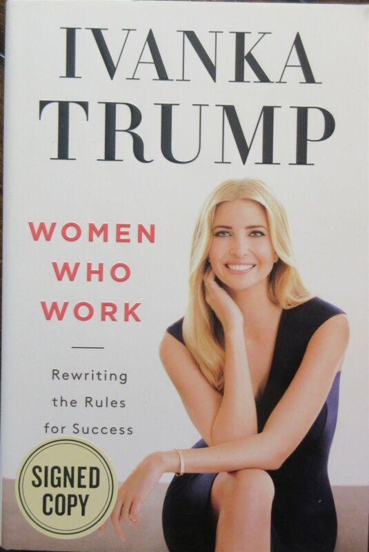 Ivanka Trump Signed Book - Beckett BAS
