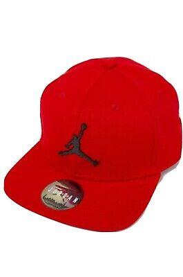 Nike Air Jordan Jumpman Snapback Adjustable Six-Panel Unisex Hat Cap One Size