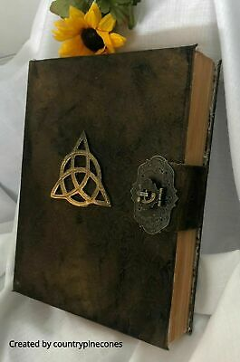 Book of Shadows spell book for THE NEW WITCH Wicca Pagan Spells Book of Shadows - Witches Spell Book