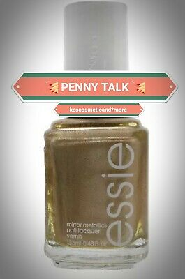 Essie Nail Polish PENNY TALK Metallic Copper Full Size +AVON FILE! 🎁