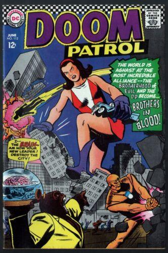 Doom Patrol (1964) #112 VF- (7.5)