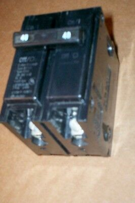 Cutler Hammer 40 Amp 2 Pole Circuit Breaker Type Br 240