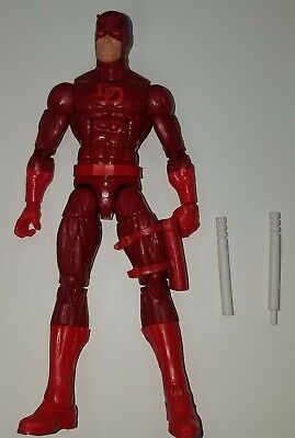 "Marvel Legends Spider-Man Hobgoblin Wave 3 DAREDEVIL Loose 6"" Figure Hasbro"