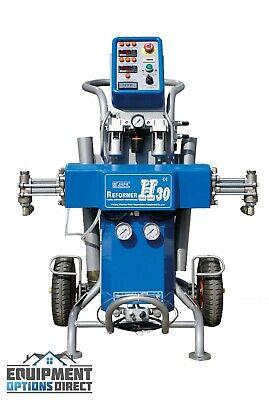 Spray Foam Equipment Jhpk H30