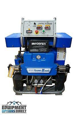 Spray Foam Equipment Jhpk H3500