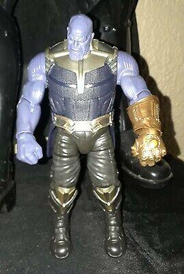 Marvel Legends Thanos Build a Figure (BAF) Infinity War, complete