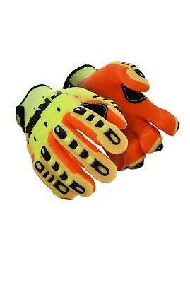 Magid T-REX Flex Series TRX540 Impact Gloves - Cut Level A5, XXL