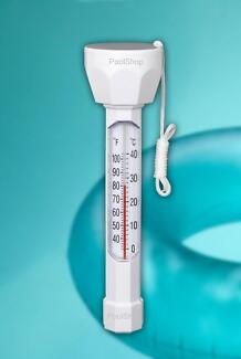 SWIMMING POOL SPA FISH POND WATER FLOATING THERMOMETER BRAND NE Beldon Joondalup Area Preview