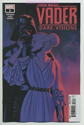 - DARTH VADER STAR WARS VADER DARK VISIONS #3 (OF 5) SITH LORD MARVEL COMIC BOOK 1