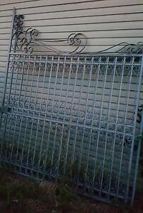 Iron gates available for sale Homebush Strathfield Area Preview