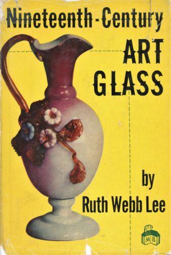 19th Century Art Glass Tiffany Quezal Steuben Kew Blas Etc. / Scarce Book