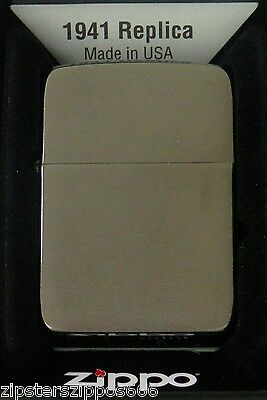 1941 BLACK ICE ZIPPO LIGHTER