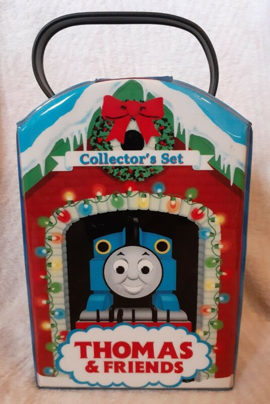 THOMAS the Tank Engine & Friends Christmas Ornaments Collector