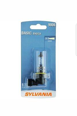 Halogen Automotive Bulb - SYLVANIA 9006 Basic Halogen Headlight Automotive Bulb FREE SHIPPING