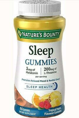 Nature's Bounty® Sleep Complex Gummies