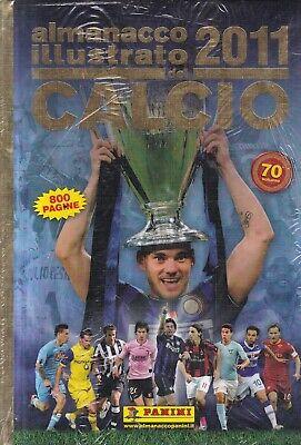 Mn2 - Almanacco Illustrato del Calcio Panini 2011 Nuovo Sigillato