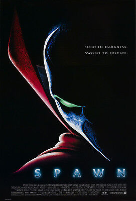 Spawn  Movie Poster Comic book