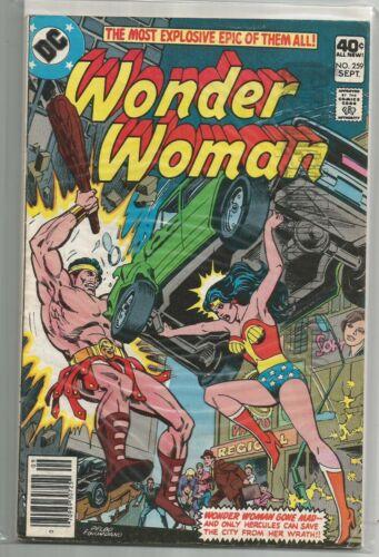 wonder woman#259 (DC SEPT 1979)