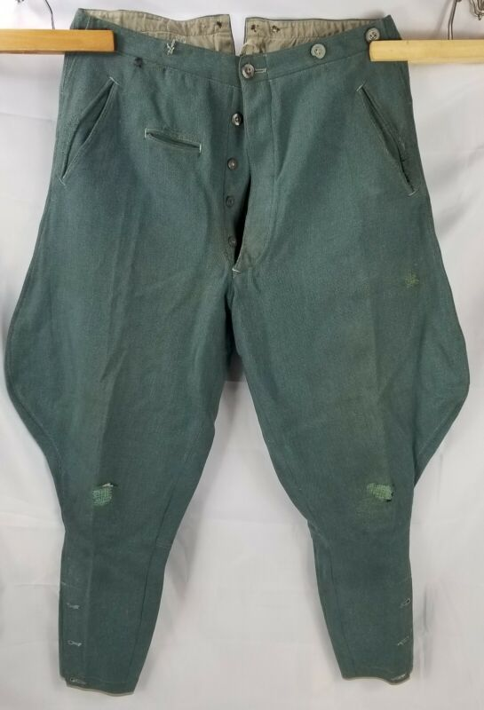 Original German Early WWII Officer Trousers