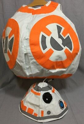 Pottery Barn Kids Star Wars BB-8 3D Halloween Costume Large (8-10)