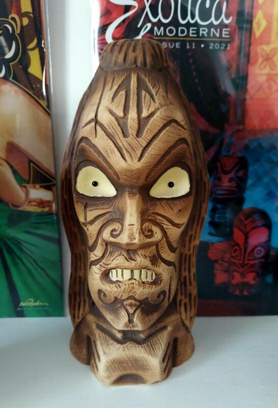 ⭐NEW⭐ Mystical Shaman Tiki Mug - Follow Me Eyes - Undertow - Thor