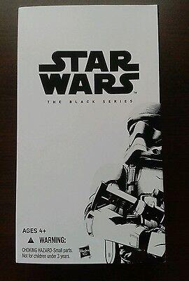 Star Wars - Episode 7 - Stormtrooper - Black Series - Comic Con Version - (Star Wars Episode 7 Stormtrooper)