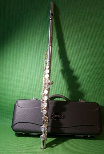 SIMBA INSTRUMENTS FLUTE WITH HARD CASE 01783604 Great For Students Too  - $49.00
