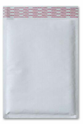 White Kraft Bubble Mailer 8.5