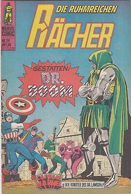 DIE RÄCHER # 24 - MARVEL WILLIAMS 1975 - ZUSTAND 2