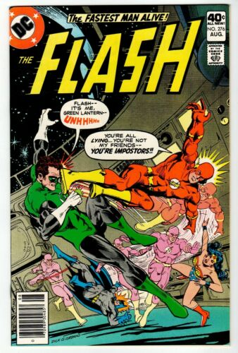 FLASH #276 - NM 1979 DC Vintage Comic